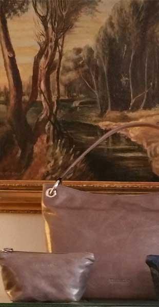 Taschen, Etuis, Lederwaren von Dequa und anderen / Zeitlos in Gilching