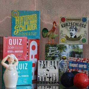 Spiele und Geschenke / Zeitlos Gilching